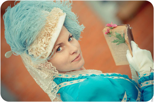 Irina Mishanina (c) Foto: Yanina Belova, Holly Madchen Photography